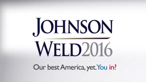 Johnson-Weld 2016. Our best America, yet. You in?